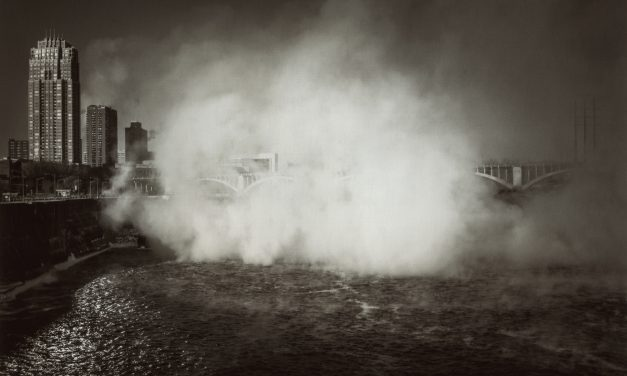 Sea Smoke on the Mississippi River